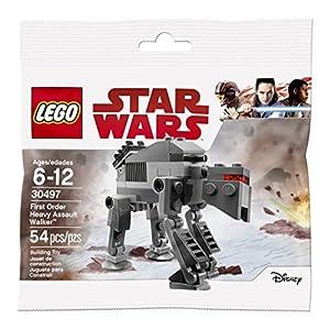 Lego Star Wars FIRST ORDER HEAVY ASSAULT WALKER 30497 Polybag Set 5702015877046 LEGO