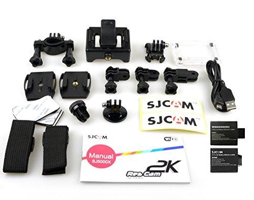 SJCAM SJ5000X Elite Actionkamera - 7