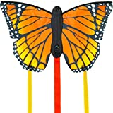 HQ100306 - Butterfly Kite Monarch