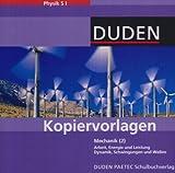 Kopiervorlagen Mechanik (2) - (PC, Mac; Linux) - Duden Schulbuch