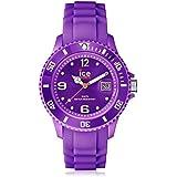 Ice-Watch Armbanduhr Sili-Forever Big Violett SI.PE.B.S.09