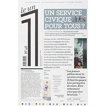 Le 1 - n°48 - Un service civique pour tous