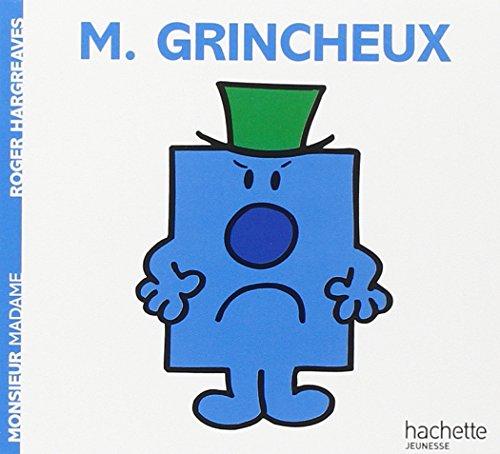Monsieur Grincheux par Roger Hargreaves