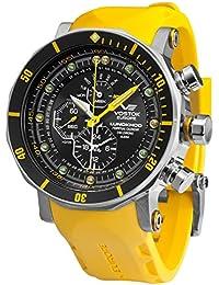 Vostok Europe Reloj de caballero YM86-620A505