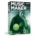 MAGIX Music Maker Hip Hop Edition 6 Bild