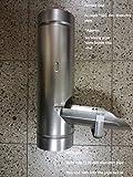 Regenwasser fontänenmöglichkeiten–100mm–Metall–Stahl verzinkt für Fallrohr–Dachrinne