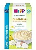 HiPP Bio-Getreide-Breie Grieß-Brei