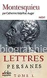 Montesquieu par Volpilhac-Auger