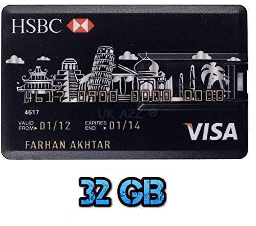 uk-a2z-schnellspannerr-hsbc-visa-32-gb-kreditkarte-stil-usb-flash-drive-memory-stick