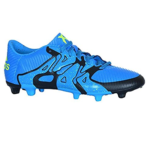 Adidas X 15.4 FxG Fussballschuhe Outdoor Schuhe Fußball Solarblue B32794, Schuhgröße:42