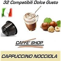 Cápsulas compatibles con Nescafè Dolce Gusto®, 32 Cápsulas Mezcla