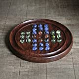 Store Indya Wooden Chinese Checkers With...