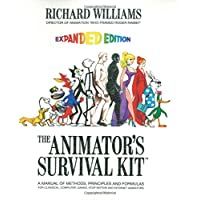 The Animator's Survival Kit: A Manual of Methods, Principles and