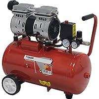 Compresor de aire silencioso 24 litros