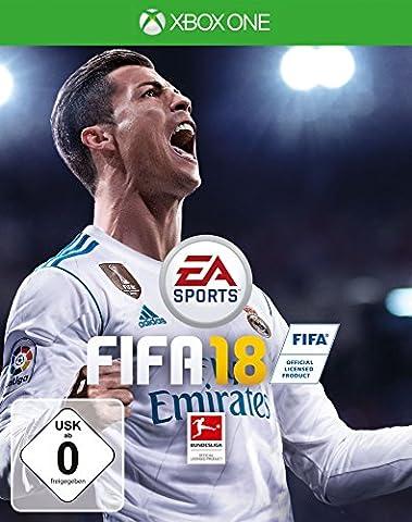FIFA 18 - Standard Edition - [Xbox