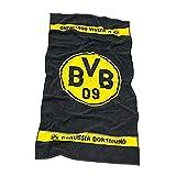 Borussia Dortmund - Toalla de playa con escudo del equipo