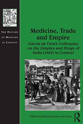 Medicine, Trade and Empire: Garcia de Orta's Colloquies on the Simples and Drugs of India (1563) in Context (The History of Medicine in Context) (English Edition)