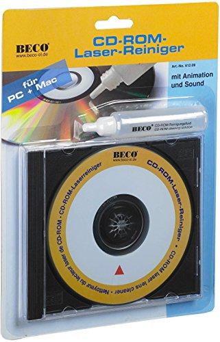 beco-laser-reiniger-fur-cd-rom-laufwerke-mit-graphischer-animation-und-sound-entferung-von-staub-und