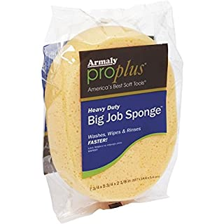 Armaly Brands 00006 ProPlus Big Job Oval Sponge - Quantity 12