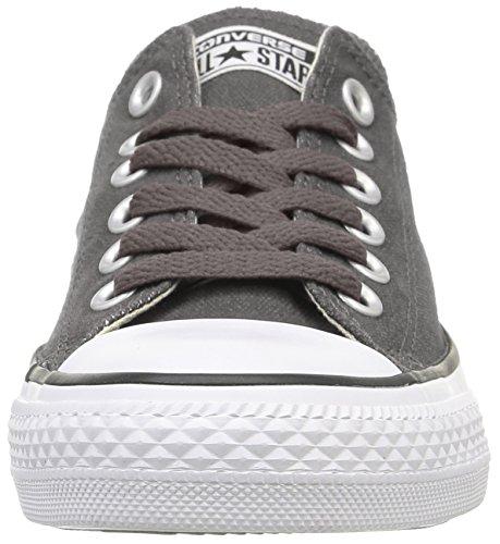 Converse Ct Manteau De Lavage Ox, Sneaker Basse Donna Grigio