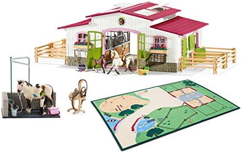 Schleich 42138 Spieleteppich Farm Life