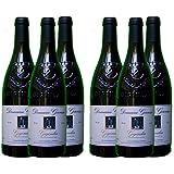 Domaine Girousse Cru Gigondas Millésime 2016-6 bouteilles - France Rhône Valley Vin Rouge Gigondas AOC AOP - Au choix 1,2,3,6 bouteilles