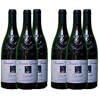 Domaine Girousse Cru Gigondas Millésime 2016-6 bouteilles - France Rhône Valley Vin Rouge Gigondas AOC AOP - Au choix 1,3,6 bouteilles