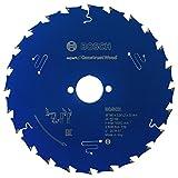 Bosch Kreissägeblatt Expert für Construct Holz, 190 x 30 x 2 mm, Zähnezahl 24, 1 Stück, 2608644139