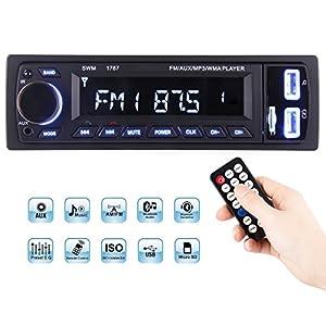 ieGeek. Bluetooth Autoradio MP3