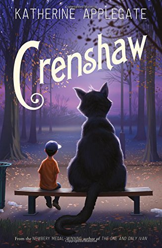 Crenshaw by KATHERINE APPLEGATE (2015-08-01)