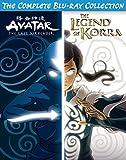 Avatar & Legend Of Korra Complete Series Coll (17 Blu-Ray) [Edizione: Stati Uniti]
