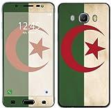 Royal adhesivo RS.133156Pegatina para Samsung Galaxy J52016, diseño de la bandera de Argelia
