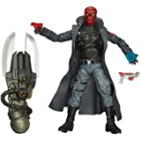 Marvel Legends Captain America Build A Figur Collection Agents Of Hydra Red Skull Action-Figur