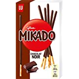 Mikado Palitos de Galleta Chocolate Negro - 75 g