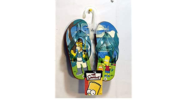 Flip Flop Meer Simpson Homer Bart 30/31 4BKiEsKxjV