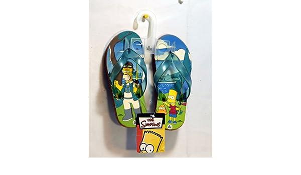 Flip Flop Meer Simpson Homer Bart 30/31