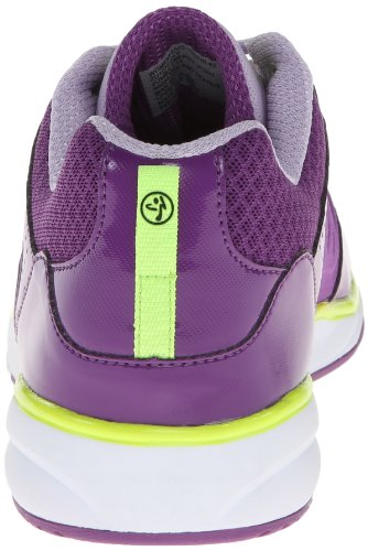 Zumba Footwear ENERGY PUSH Damen Hallenschuhe Violett (Purple / Lavender)