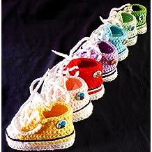 Kleidung, Schuhe & Accessoires Babyschuhe Gestrickt Baby Mehrfarbig
