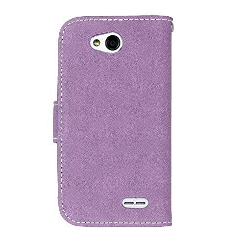 Wkae Case Cover Housse en cuir pour iPhone 4 / 4S - Noir Housse en cuir pour LG Optimus L90 D405N Dual D410 ( Color : 2 , Size : LG Optimus L90 D405N Dual D410 ) 8