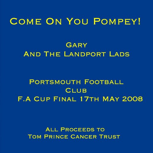 Come On You Pompey