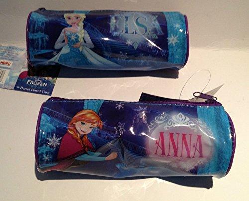 Disney congelado redondo estuche papelería marca nuevo regalo