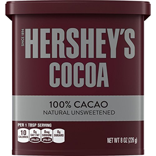 Hershey's 100% Cocoa Natural Unsweetened, 226g