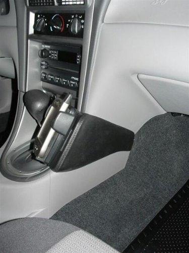 kuda-console-de-telephone-pour-ford-mustang-gt-bj01-usa-mobilia-cuir-synthetique-noir