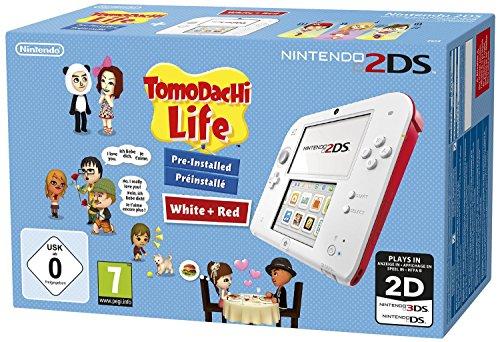 le (weiß + rot) inkl. Tomodachi Life (vorinstalliert) ()