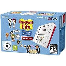 Nintendo 2Ds weiss inkl. Tomodachi Life [Importación Alemana]