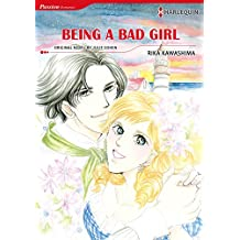 Being A Bad Girl: Harlequin comics
