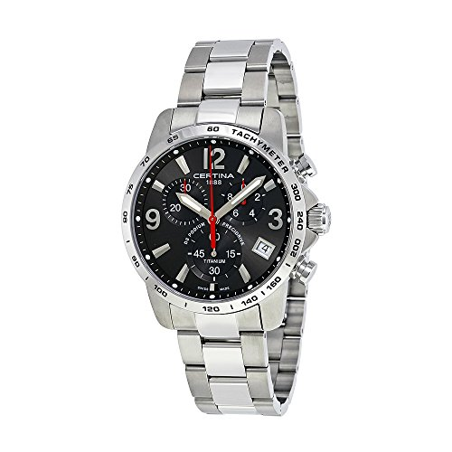 CERTINA DS Podium Herren-Armbanduhr 41MM Quarz C034.417.44.087.00