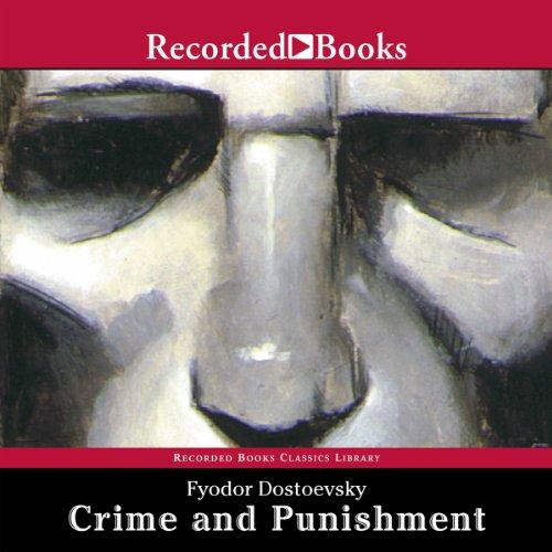 Crime and Punishment (Recorded Books Edition)  Audiolibri