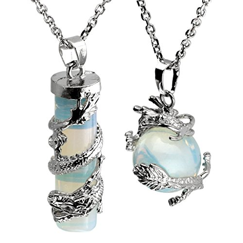 jovivi-dragon-wrapped-opalite-round-ball-cylinder-gemstone-crystal-pendant-necklace-gifts-set-with-g