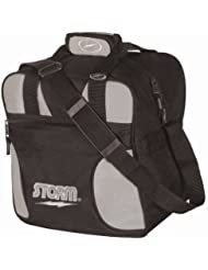 Storm Solo Single Tote Black/Silver by Storm